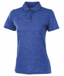 Charles River Apparel Style 2814 Womens Space Dye Polo - Royal Shirt Only