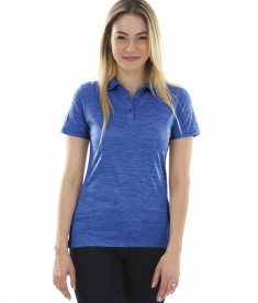 Charles River Apparel Style 2814 Women's Space Dye Polo - Royal