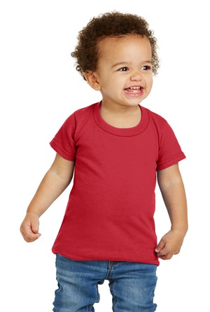 Gildan® Toddler Heavy Cotton™ 100% Cotton T-Shirt – Front – Red