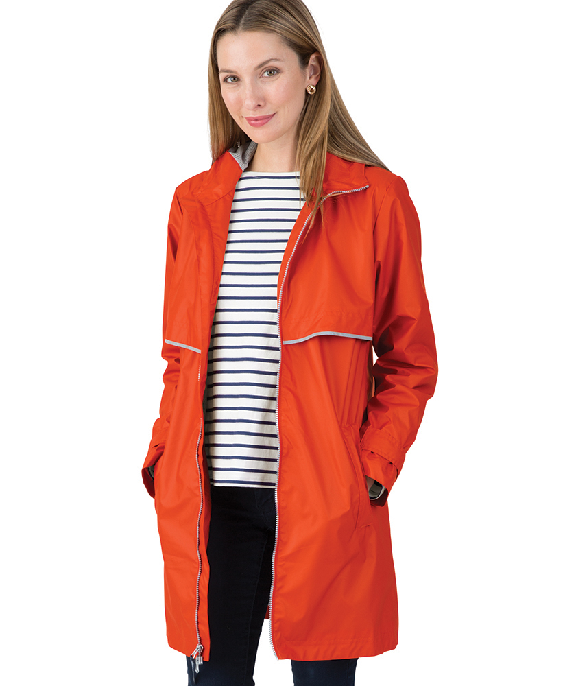 Charles River Apparel Style 5791 – orange/reflective