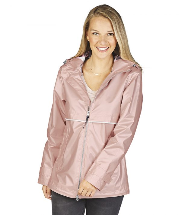5996 womens-new-englander-rain-jacket-with-printed-lining Style