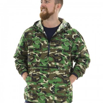 Charles River Apparel Style 9904p Pack-n-go Pullover – male