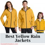 Best Yellow Rain Jackets