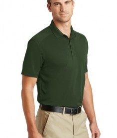 CornerStone Select Lightweight Snag-Proof Polo Style CS418 - Dark Green - Model