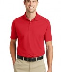 CornerStone Select Lightweight Snag-Proof Polo Style CS418 - Red - Model