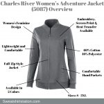 Charles RIver Women's Adventure Jacket 5087 Overview