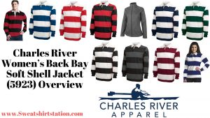 Charles River Adult Classic Rugby Shirt (9278) Colors and Styles