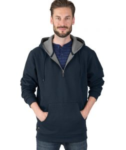Charles River Adult Lightweight Newport Hoodie (9753) Navy