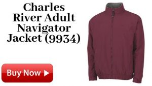 Charles River Adult Navigator Jacket (9934)