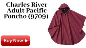 Charles River Adult Pacific Poncho (9709) For Sale