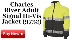Charles River Adult Signal Hi-Vis Jacket (9732) For Sale