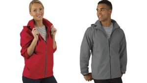 Charles River Adult (Unisex) Pack-N-Go Full Zip Reflective Jacket (9706)