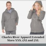 Charles River Apparel Extended Sizes