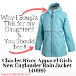 Charles River Apparel Girls New Englander Rain Jacket (4099) Review