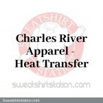 Charles River Apparel Heat Transfer