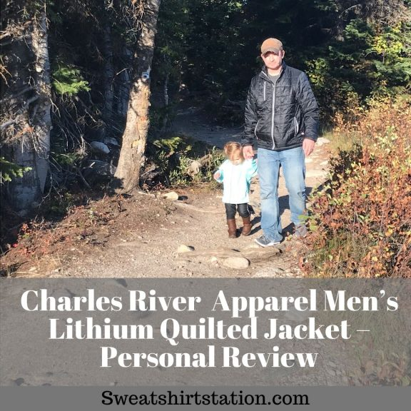 Charles River Apparel Men's Lithium Quilted Jacket – Personal Review