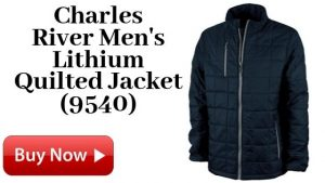 Charles River Apparel Men's Lithium Quilted Jacket (9540)