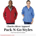 Charles River Apparel Pack-N-Go Jackets