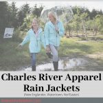 Charles River Apparel Rain Jackets