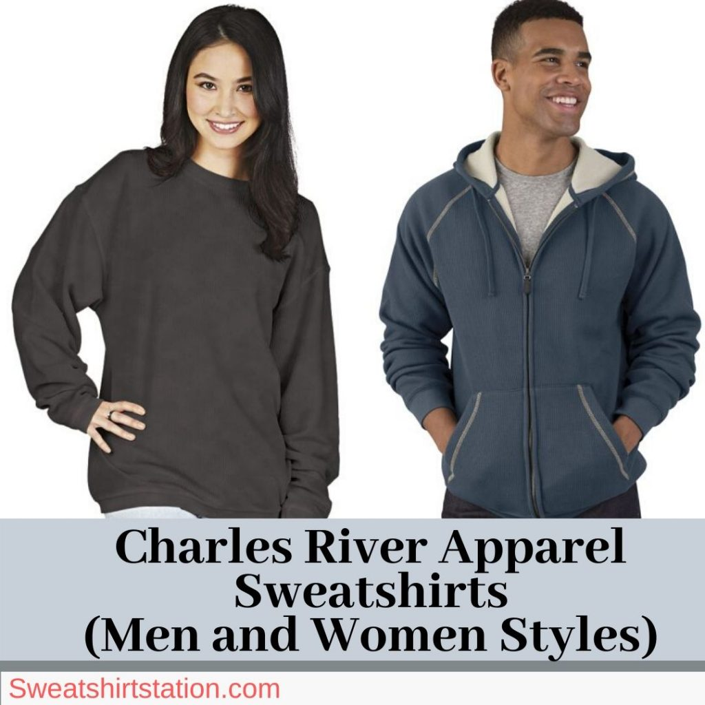 Charles River Apparel Sweatshirts