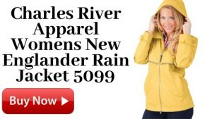 Charles River Apparel Womens New Englander Rain Jacket 5099 YELLOW