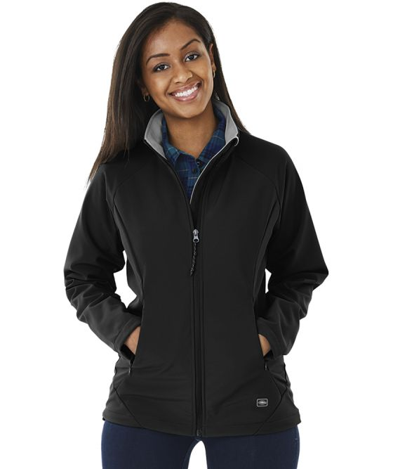 Charles River Apparel style Womens-ultima-soft-shell-jacket