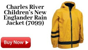 Charles River Children's New Englander Rain Jacket (7099) For Sale