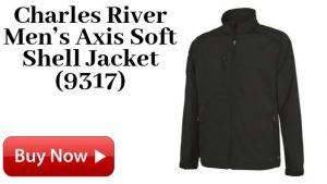 Charles River Men's Axis Soft Shell Jacket (9317) For Sale