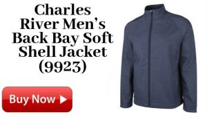 Charles River Men's Back Bay Soft Shell Jacket (9923)
