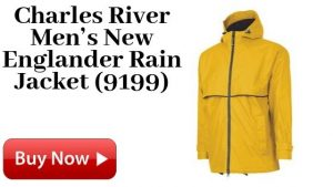 Charles River Men's New Englander Rain Jacket (9199) For Sale