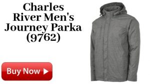 Charles River Men's Journey Parka (9762)