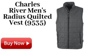Charles River Men's Radius Quilted Vest (9535)