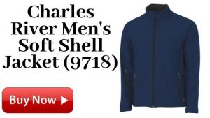 Charles River Men's Soft Shell Jacket (9718)