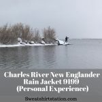 Charles River New Englander Rain Jacket 9199 - Personal Experience