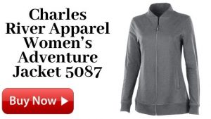 Charles River Women's Adventure Jacket (5087) For Sale