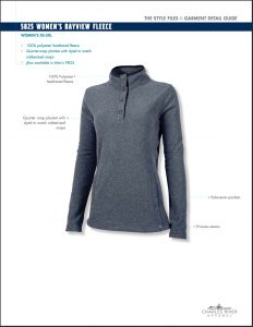 Charles River Women's Bayview Fleece Pullover (5825)