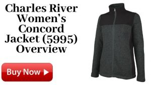 Charles River Women's Concord Jacket (5995) For Sale