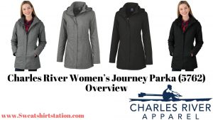 Charles River Women's Journey Parka 5762