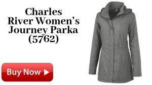 Charles River Women's Journey Parka (5762)