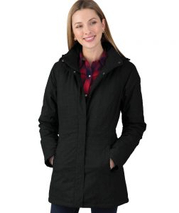 Charles River Women's Journey Parka Black
