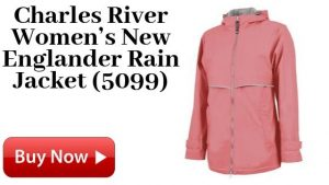 Charles River Women's New Englander Rain Jacket (5099) For Sale
