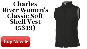 Charles River Women's Classic Soft Shell Vest (5819)