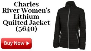 Charles River Women's Lithium Quilted Jacket (5640)