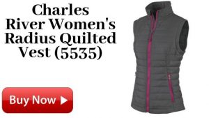 Charles River Women's Radius Quilted Vest (5535)