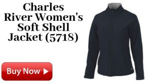 Charles River Women's Soft Shell Jacket (5718)