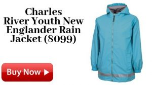 Charles River Youth New Englander Rain Jacket (8099) For Sale