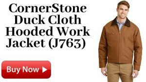 CornerStone Duck Cloth Work Jacket (J763) For Sale