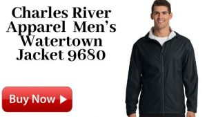 For Sale Charles River Apparel Men's Watertown Jacket 9680