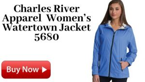 For Sale Charles River Apparel Women's Watertown Jacket 5680