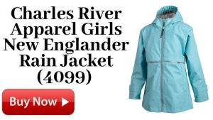 For Sale Girls New Englander Rain Jacket 4099
